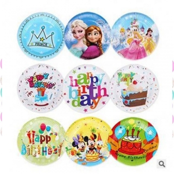 Kids Party Plates