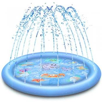 Outdoor Water Play Sprinklers