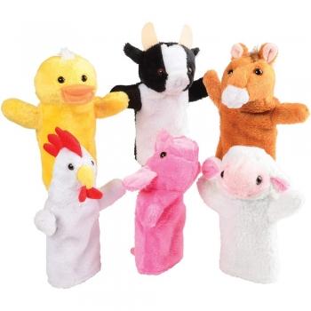 Plush Puppets