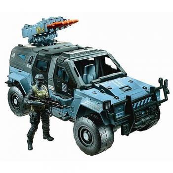 Action Figure Vehicles
