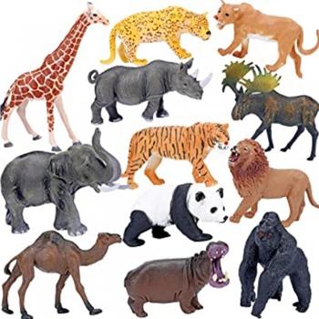 Animals Toy Figures