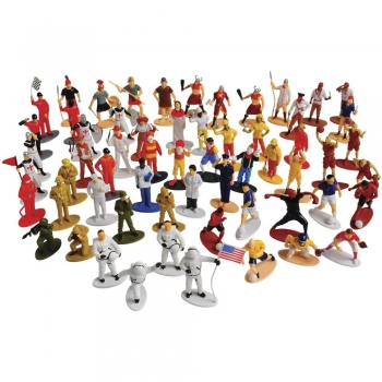 People Toy Figures