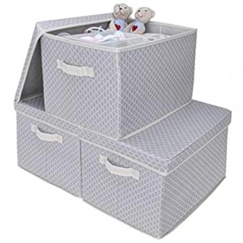 Nursery Storage Bins Boxes