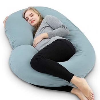 Pregnancy Maternity Pillow Covers