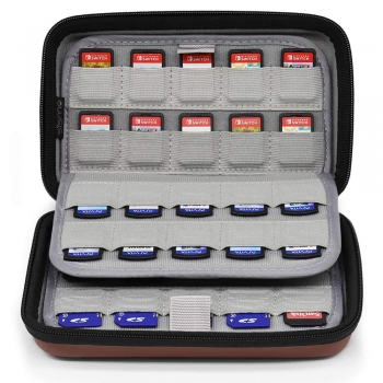 Video Game Cases Storage