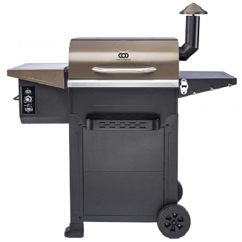Combination Grill-Smokers
