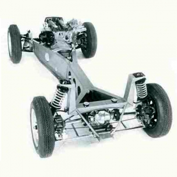 Car Chassis Support Panels