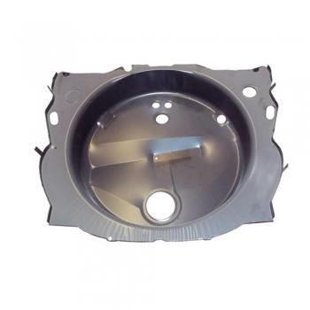 Car Spare Wheel Wells
