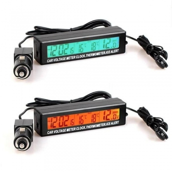 Car Clock Lights