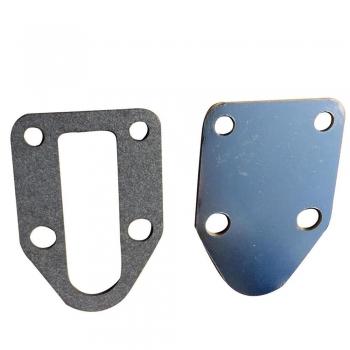 Car Fuel Pump Block-Off Plates