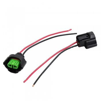 Car High and Low Beam Light Connectors