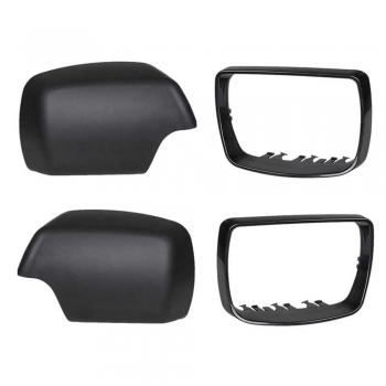 Car Door Mirror Trim Rings