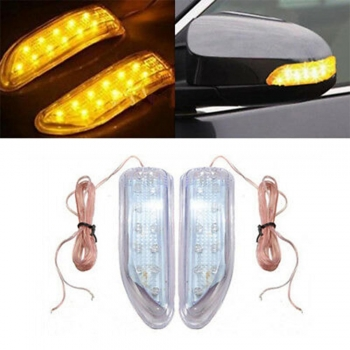Car Mirror Turn Signal Lights