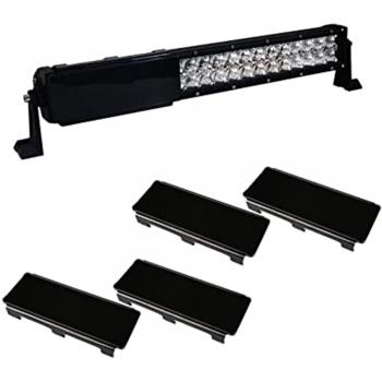 Car LED Light Bar Covers