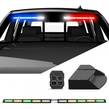 Car LED Light Bar Windshield Brackets