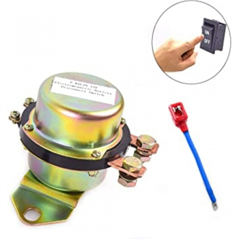 Car Battery Switch