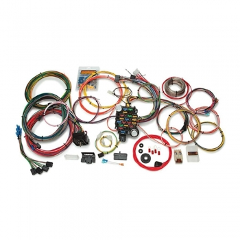 Car Chassis Wiring Harness