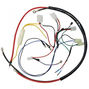 Car Engine Wiring Harness