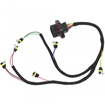 Car Fuel Injection Wiring Harness