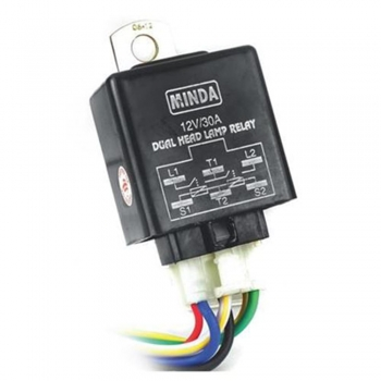 Car Headlight Relay