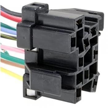 Car Headlight Switch Connector