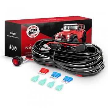 Car Headlight Wire Harness