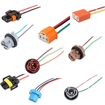 Car Headlight Wiring Harness