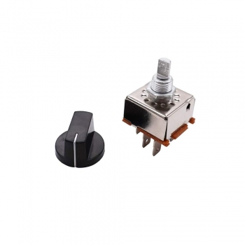 Car HVAC System Switch
