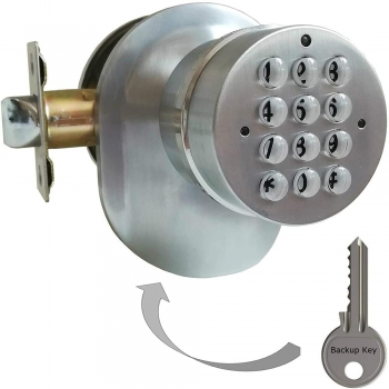 Electronic Door Knobs