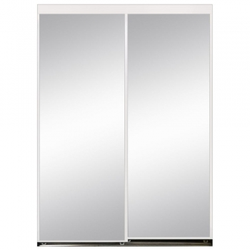 Mirrored Interior Closet Doors