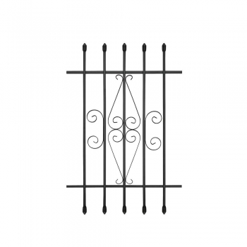 Adjustable Window Security Bars