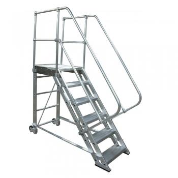 Rolling Aluminum Ladders