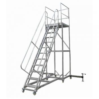 Rolling Steel Ladders