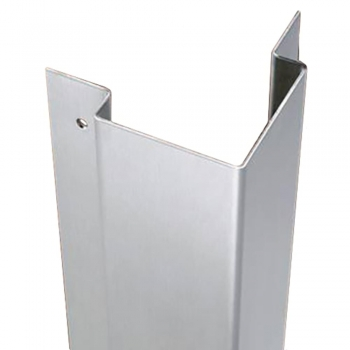 Molded Rubber Corner Wall Protectors