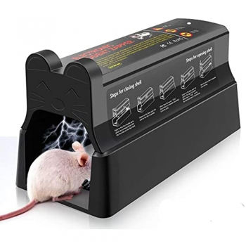 Electronic Rodent Traps