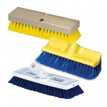 Floor, Deck Baseboard Scrub Brushes