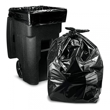 Recycled Trash Can Liners Garbage Bags