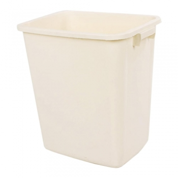 Plastic   Indoor Trash Containers