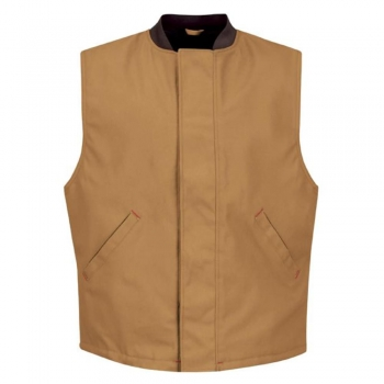 Blended Duck  Quilted Vests
