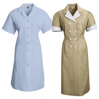 Housekeeping Work Dresses