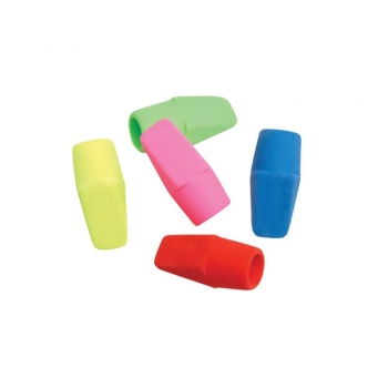 Cube Pencil-Top Erasers