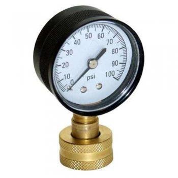 Plumbing Pressure Test Gauges