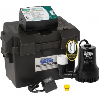 Battery Back-up Sump Systems