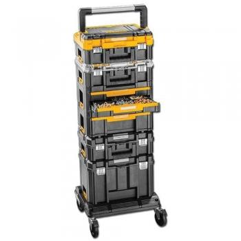Interlocking Tool Storage System