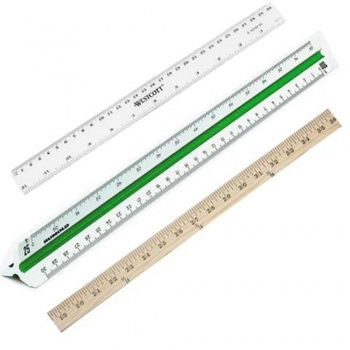Rulers and Yardstick