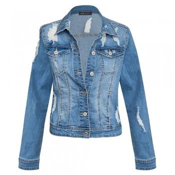 Denim Coats, Blazers & Jackets