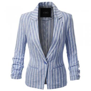Linen Coats, Blazers & Jackets