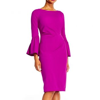 Bell-sleeve Dresses
