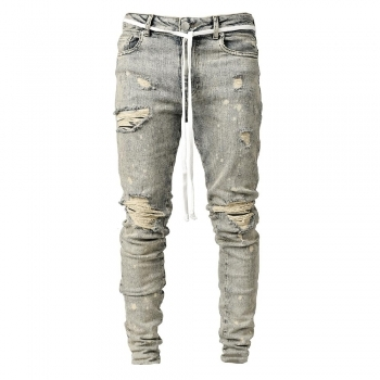 Dirty washed jeans & Denims
