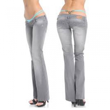 Lowrise jeans